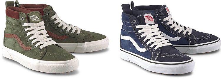 Vans SK8 HI MTE Sneaker aus Rauleder für 49,50€ (statt 65€)