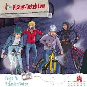 Die Alster Detektive   Schmierfinken –  gratis als MP3 herunterladen