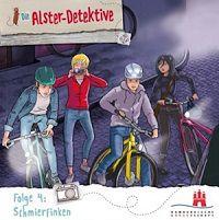 Die Alster-Detektive – Schmierfinken –  gratis als MP3 herunterladen