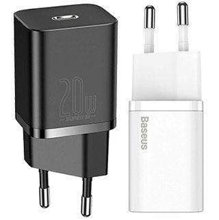 Baseus 20W USB C Ladegerät mit PD 3.0 für 9,49€   Prime