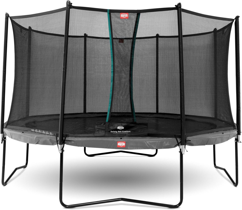 Berg Champion 330 Trampolin + Safety Net Comfort für 460€ (statt 750€)