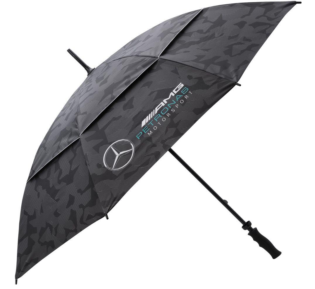 Mercedes AMG Petronas Camo Golf Regenschirm für 19,94€ (statt 28€)