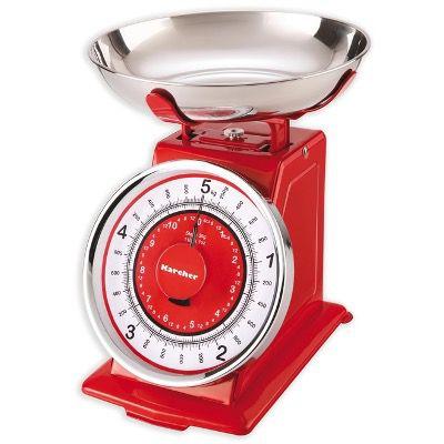 Karcher WAK 812 mechanische Küchenwaage bis zu 5 kg zu 16,99€ (statt 20€)