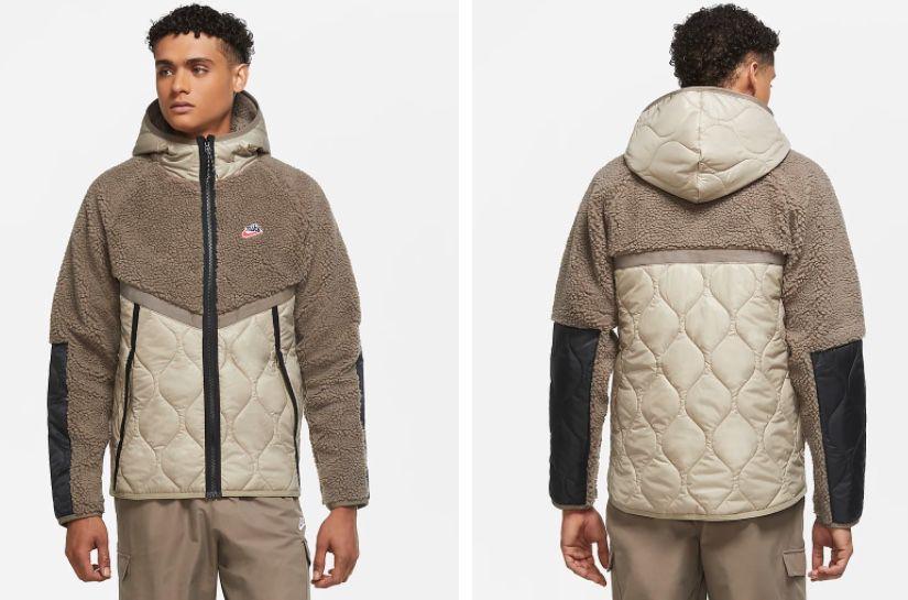Nike Sportswear Heritage Herren Jacke für 66,27€ (statt 98€)   XS, S und XL