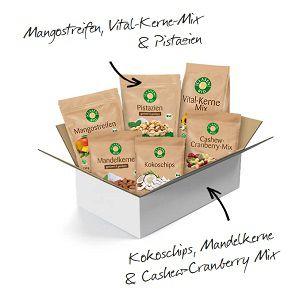 Clasen Bio Snack Probierpaket kostenlos erhalten + 5,50€ Versand