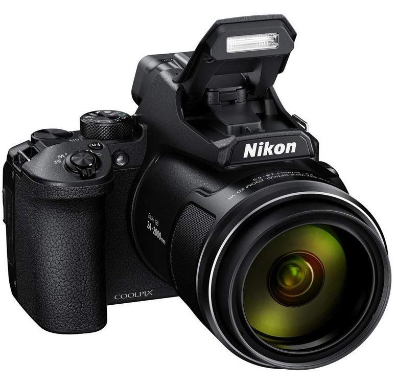 NIKON Coolpix P950 Bridgekamera für 589€ (statt 669€)