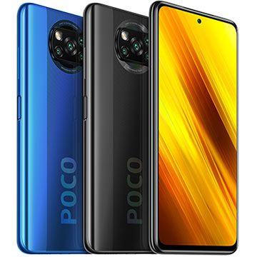 Xiaomi Poco X3 NFC Smartphone mit 120Hz + 6GB/128GB für 188,99€ (statt 208€)