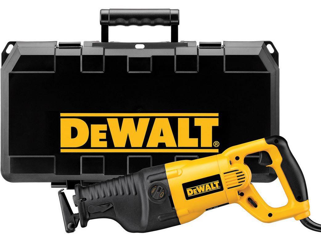 DeWALT DW311K QS Pendelhub Säbelsäge für 188,90€ (statt 249€)