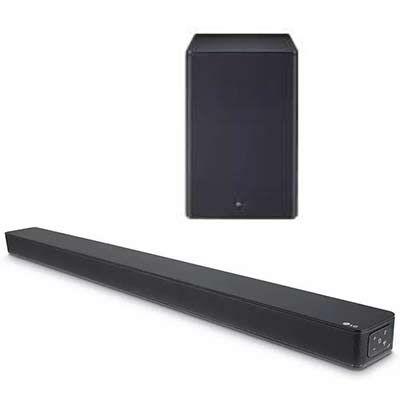 LG DSK8 – 2.1 Soundbar mit 360 Watt & Bluetooth für 289€ (statt 349€)
