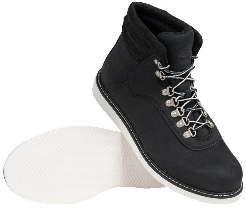 Timberland Newmarket Archive Herren Leder-Boots [bis Größe 47,5] für 72,77€ (statt 90€)