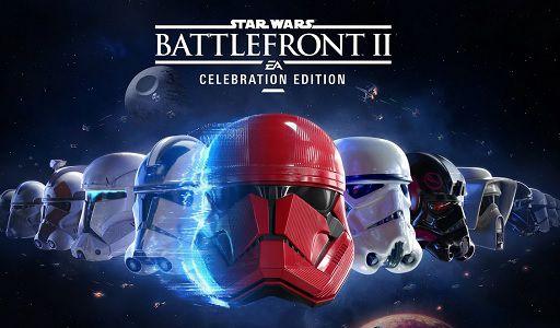Epic Games: STAR WARS Battlefront II: Celebration Edition (IMDb 6,9) gratis