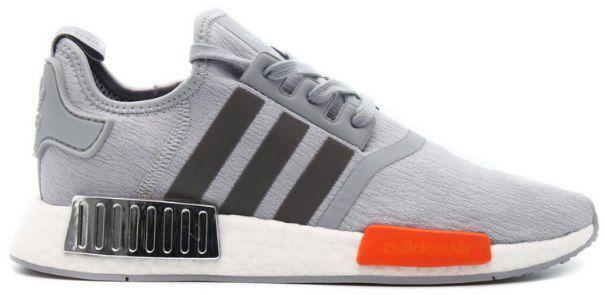 adidas Originals Running Schuh NMD R1 in Silber für 80€ (statt 99€)