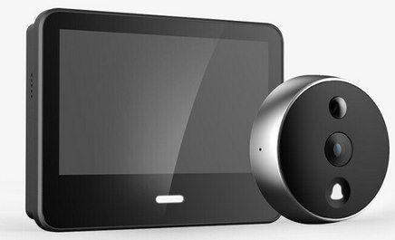 Xiaomo Mija MCE10 720P 166° Video Türklingel mit LCD Display für 55,99€ (statt 87€)   aus DE