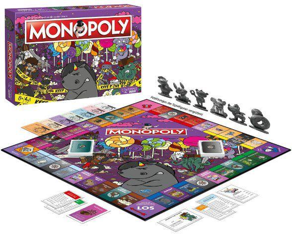 Monopoly Grummeleinhorn Edition Pummel & Friends für 39,95€ (statt 45€)