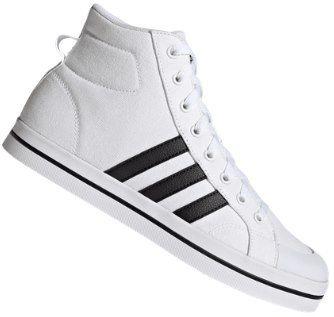 adidas Schuh Bravada Mid in Weiß-Schwarz für 35,95€ (statt 54€)