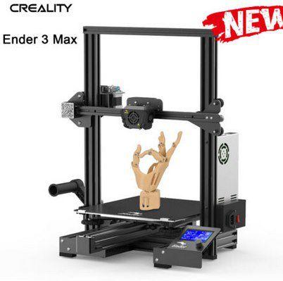 Creality Ender 3 Max 3D Drucker mit Resume Printing Funktion für 268,99€ (statt 319€) – aus DE