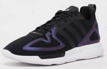 adidas ZX 2K Flux Sneaker in Schwarz für 43,99€ (statt 54€)