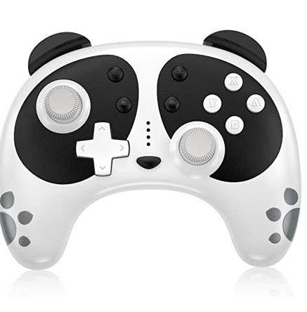 STOGA Wireless Controller im Panda Design für PC & Switch für 28,19€ (statt 47€)
