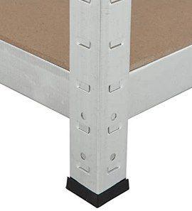 ESTEXO Schwerlastregal (180x90x40cm) mit 4 Böden für 21,95€ (statt 27€)