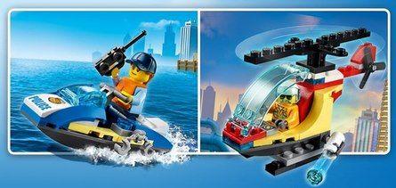 LEGO City   60229 Raketenmontage & Transport + Geschenk für 129,99€ (statt 150€)