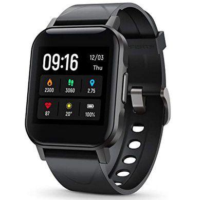 SoundPEATS Watch1 – Smartwatch mit 1,4 Zoll Touchscreen & Herzfrequenzmesser für 24,49€ (statt 35€)