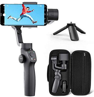 VANTOP Nimbal M3   3 Achsen Smartphone Gimbal für 70,90€ (statt 100€)