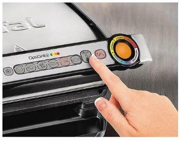 Tefal GC712D Optigrill+ Kontaktgrill für 98,90€ (statt 115€)