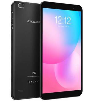 Teclast P80 – 8 Zoll Android 10 Tablet für 52,97€ (80€) – aus PL