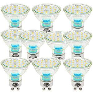 10x EISFEU GU10 LED Lampen mit 5W & warmweiß für 14,99€ (statt 30€)