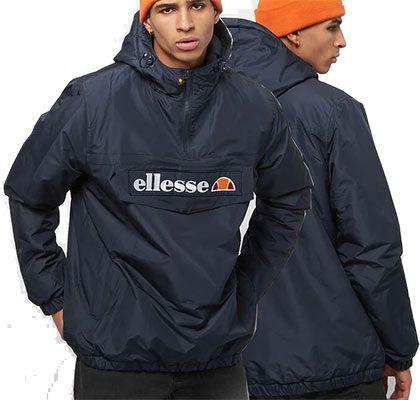 Ellesse Monterini Jacke in Blau für 31,60€ (statt 60€)