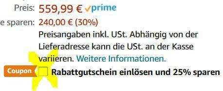 Arlo Pro3 WLAN smarte Überwachungskamera & Alarmanlage für 419,99€ (statt 560€)