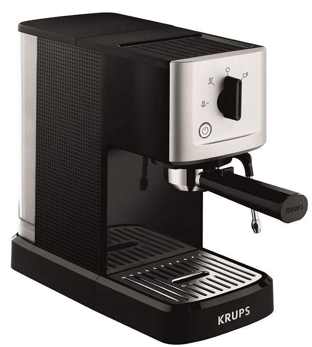 KRUPS XP3440 Siebträger Espressomaschine für 95,99€ (statt 120€)