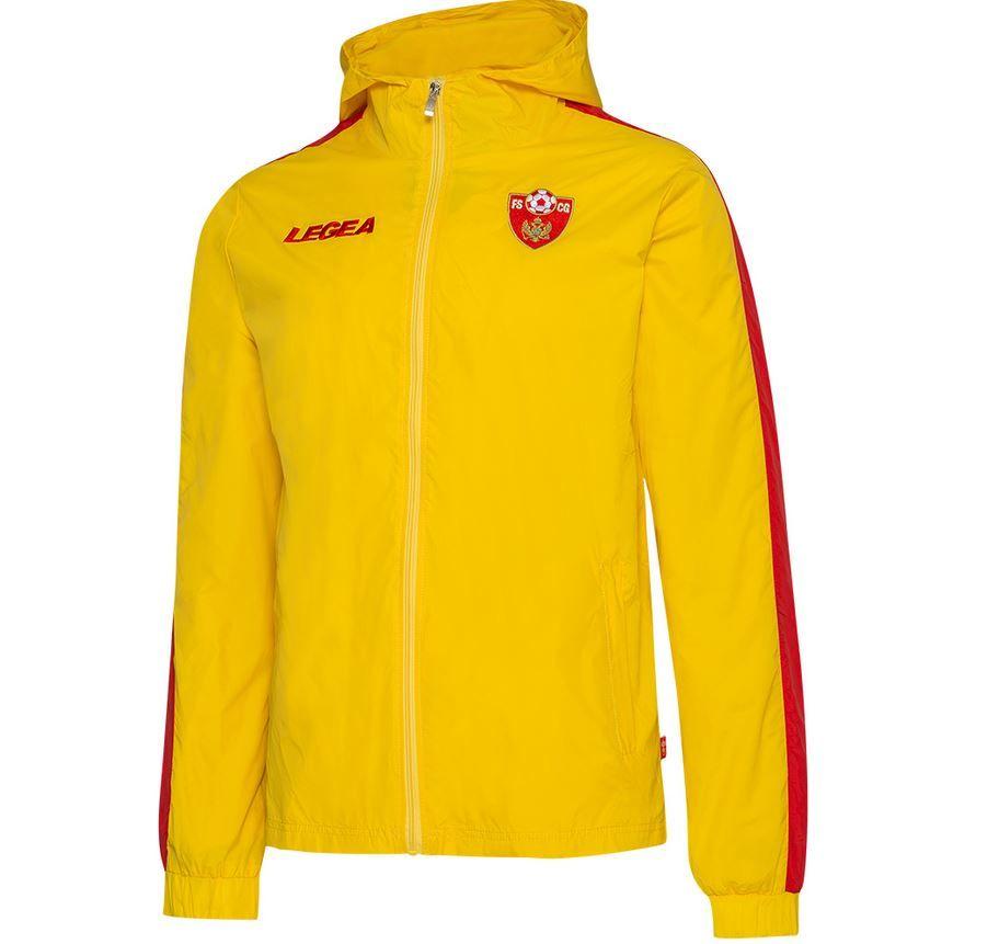 SportSpar kleiner Legea Montenegro Sale: z.B. Montenegro Legea Herren Regenjacke ab 15,99€ (statt 30€)