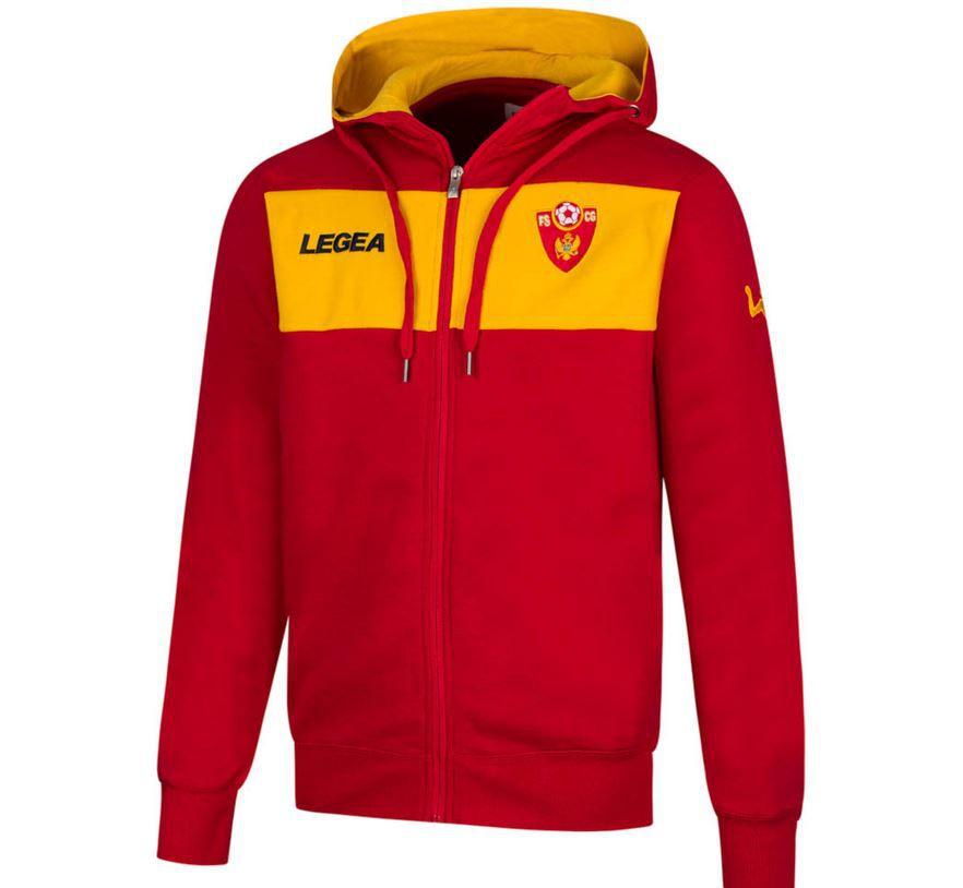 SportSpar kleiner Legea Montenegro Sale: z.B. Montenegro Legea Herren Hoody für 18,49€ (statt 30€)