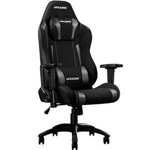 AKRACING Core EXSE Gaming-Stuhl in Schwarz/Carbon für 189€ (statt 282€)