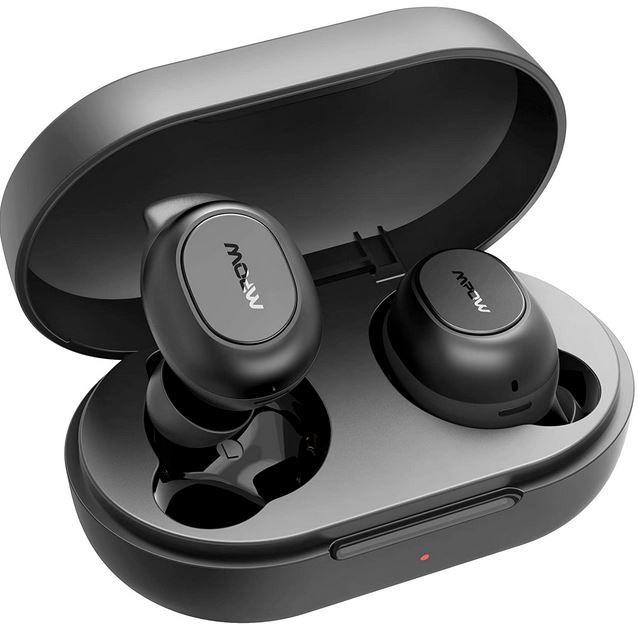 Mpow MDots Bluetooth in Ear Buds mit Ladeschale für 22,49€ (statt 30€)