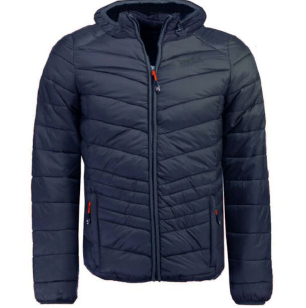 Geographical Norway Winter Steppjacke für Herren & Damen für je 39,90€ (statt €)