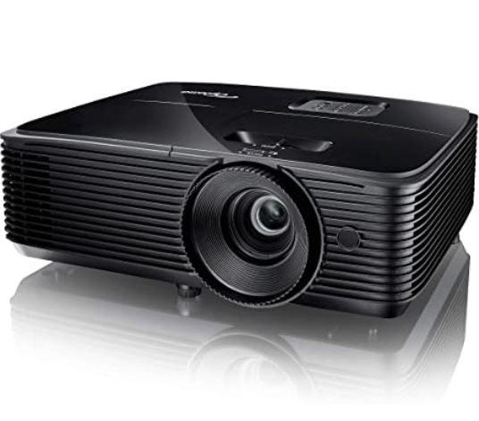 Optoma HD28e FullHD DLP Projector für 455,99€ (statt 523€)
