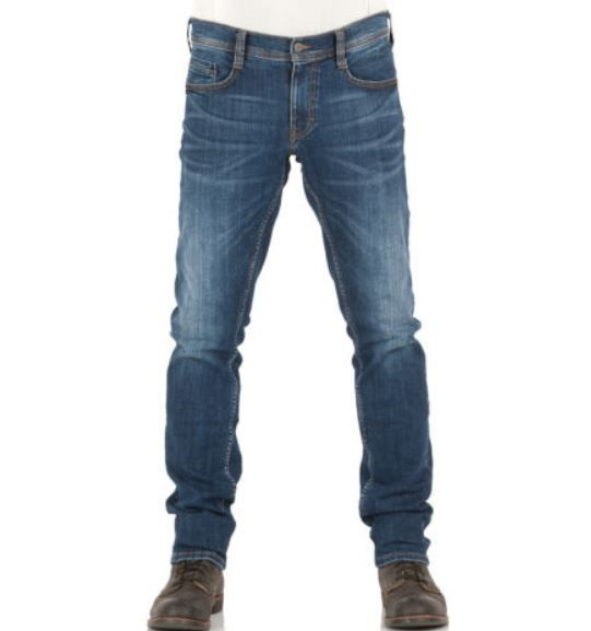 Mustang Herren Jeans Oregon Tapered Fit für je 44,95€ (statt 55€)