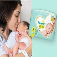 Pampers Premium Protection Windeln gratis ausprobieren