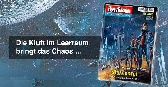 Perry Rhodan Nummer 3100 Sternenruf kostenlos downloaden