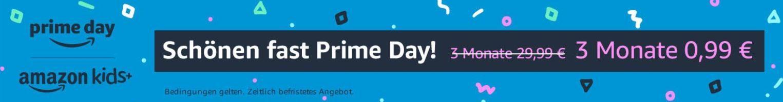Amazon Kids+ (früher FreeTime Unlimited) 3 Monate für 0,99€ (statt 15€)