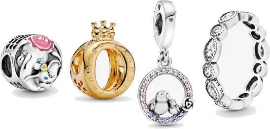 Bis zu 50% Rabatt bei Pandora z.B. Halskette Funkelnder Pfeil für 35€ (statt 69€)