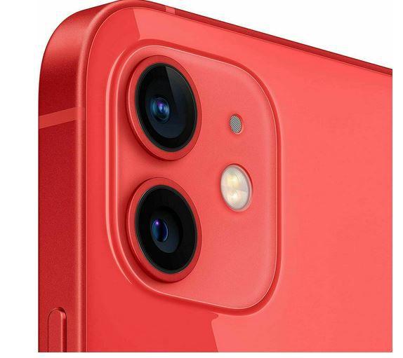 Apple iPhone 12 in Rot mit 64GB für 649€ (statt 700€)