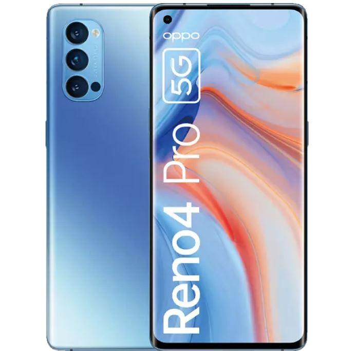 MediaMarkt & Saturn Smartphone Fieber: z.B. OPPO Reno4 Pro 5G 256 GB Dual SIM für 589€ (statt 702€)