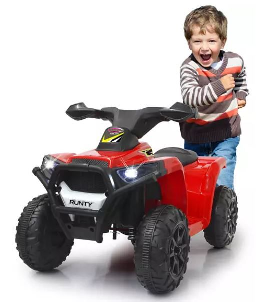 Saturn Entertainment Weekend Deals – z.B. JAMARA Ride-On Mini Quad 6V Kinderfahrzeug ab 39,99€ (statt 64€)