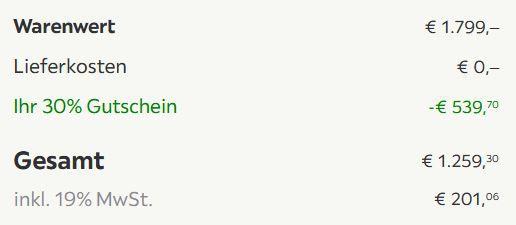 smeg P. Mondrian Design Kühlschrank für 1.259€ (statt 1.709€)