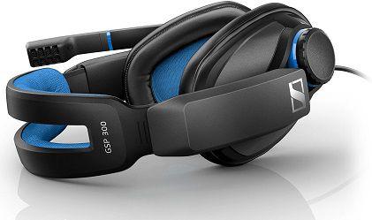 EPOS SENNHEISER GSP 300 Over ear Gaming Headset für 69€ (statt 77€)