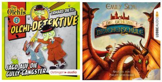 Thalia: Zwei Gratis Kinder Hörbuch Downloads