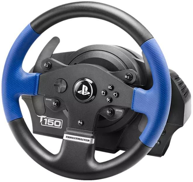Saturn Weekend XXL Deals – z.B. THRUSTMASTER T150 RS (inkl. 2-Pedalset, PS4 / PS3 / PC) für 129,99€ (statt 173€)